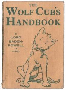 1916 The Wolf Cubs Handbook