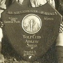 1926 Cub Athletics Shield