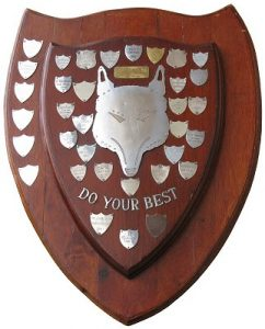 1951 Gallant Shield Trophy1
