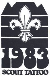 1983 Scout Tattoo