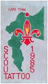 1985 Scout Tattoo