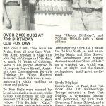 1986 CubFunDayGilcape