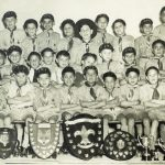 1St Wynberg Coloured Cub Pack 1954 Galant & Upton