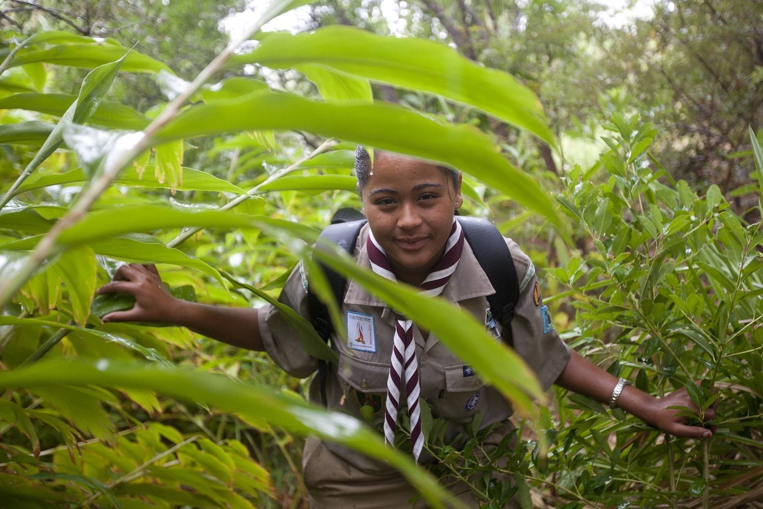 girl scout - SCOUTS South Africa