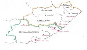 New regional boundaries EC
