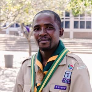 Chief Scout Sibusiso Vilane