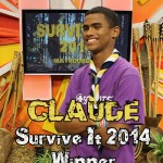 Claude - Survive It 2014 Winner