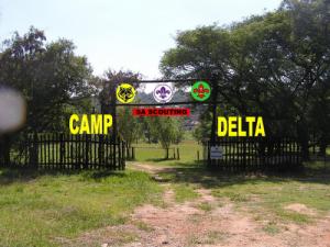 delta ark campsite Gauteng