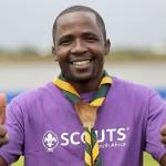 givengain Chief Scout Sibusiso Vilane