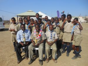 KZN Scouting Competition Rally 2014