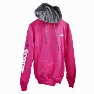 iSCOUT pink hoodie