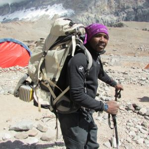 1 Chief Scout summits Aconcagua in January 2015