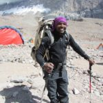 Chief Scout summits Aconcagua in January 2015