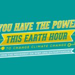 Earth Hour - 28 March 2015