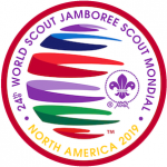 24th World Scout Jamboree Scout Mondial - Logo