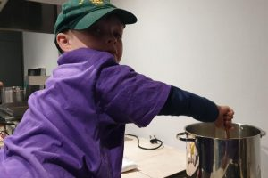 Pack Soup Kitchen - A Little Helper