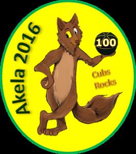 Akela 2016 badge