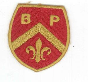BP Award colour