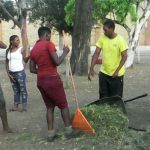 Bokono Rovers clean up BP Hall