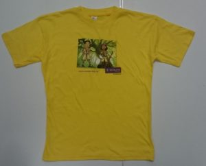 Cub character tee 1 yellow online