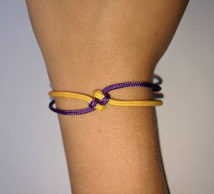 Friendship Bracelet - yellow