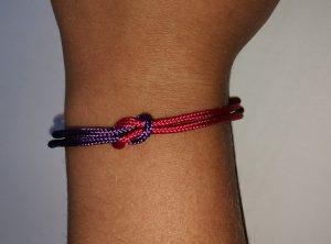 Friendship Bracelet - red