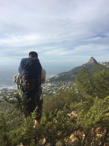 Dom in Cape Town