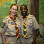 Emma & Chief Scout (Sept 2015)