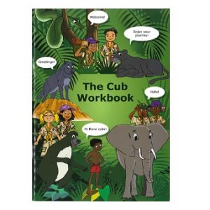 English Cub Workbook cover