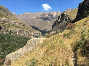 Honeydew Scout Group Drakensberg Hike 2