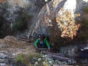 Honeydew Scout Group Drakensberg Hike 3