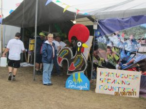 Joy Huchinson - Sweden Jamboree 2011