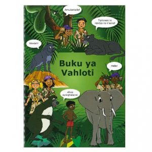 Tsonga Cub Workbook cover
