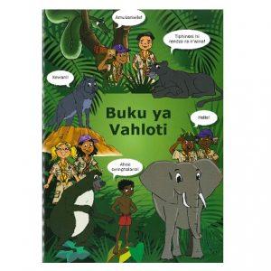 Tsonga Cub Workbook