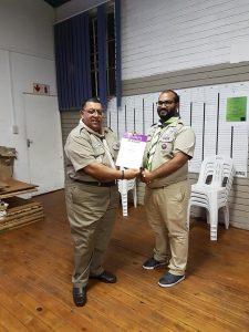 Ubayd 3 BP Award