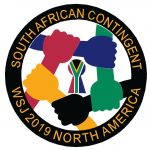 WSJ SA contingent badge
