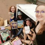 Book drive for rural schools