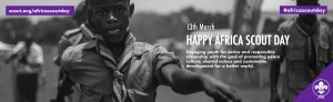 africa scout day image