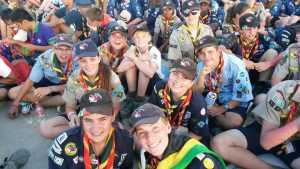 23rd World Scout Jamboree Japan
