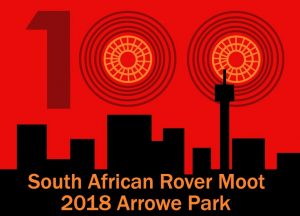South African Rover Moot badge