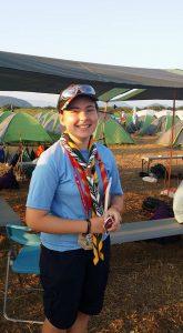 23rd World Scout Jamboree Japan - Camp