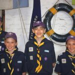 rescue Fish Hoek Scouts