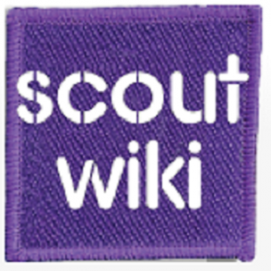 scout wiki badge