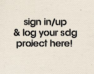 sign in and log sdg project